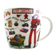 At Your Leisure Squash Mug Merry Christmas 400ml…