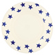 "Emma Bridgewater Blue Star 10½"" Plate"