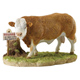 Kitchy & Co Beware of the Bull Figurine…