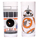 Star Wars BB-8 Set of Two Glasses (BOXED)